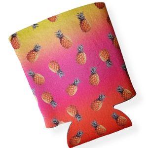 Pineapple Koozie SET OF TWO